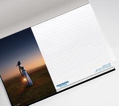 全景视觉宣传册设计